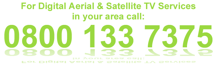 tv aerial services phone number