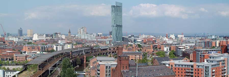 Interesting Facts about Manchester : (Lancashire. UK)