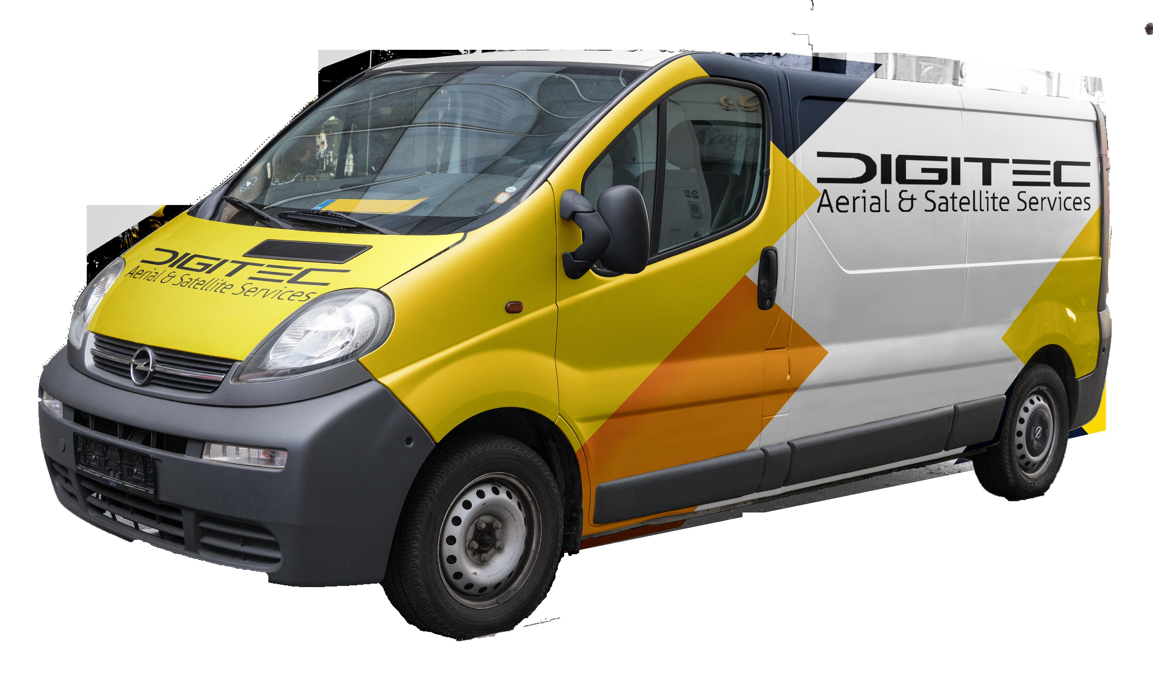 digitec aerial and satellite services